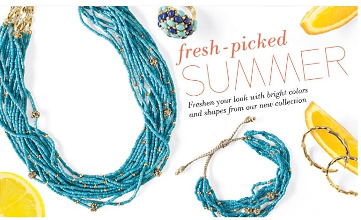 Fresh Picked Summer! Make a Bold Statement (1/3)