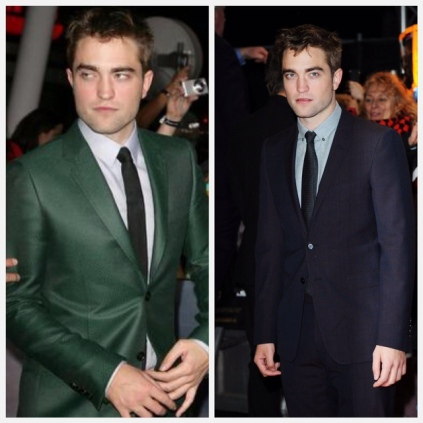 R patz Breaking Dawn 2 premiere