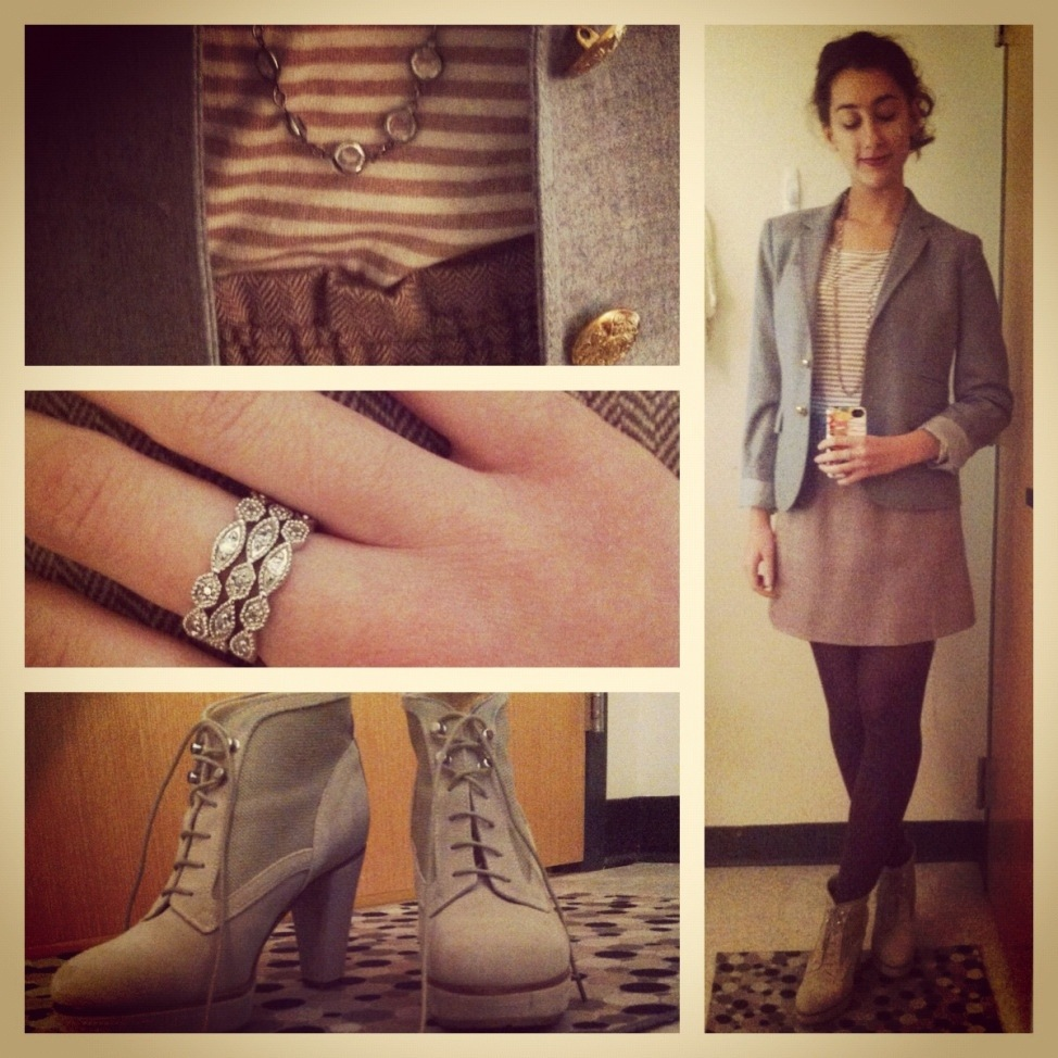J.Crew by Chloe Reznikov Guest Fashion Blogger (1/2)