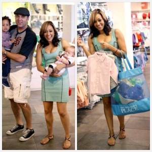243d278bf Celebs celebrate Spring at The Children's Place – Outersparkle by ...