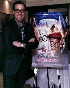 Interview: Mr.Peabody & Sherman Director Rob Minkoff ... Mr Peabody And Sherman Penny And Tut