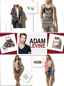 Adam Levine Shop Your Way for Kmart