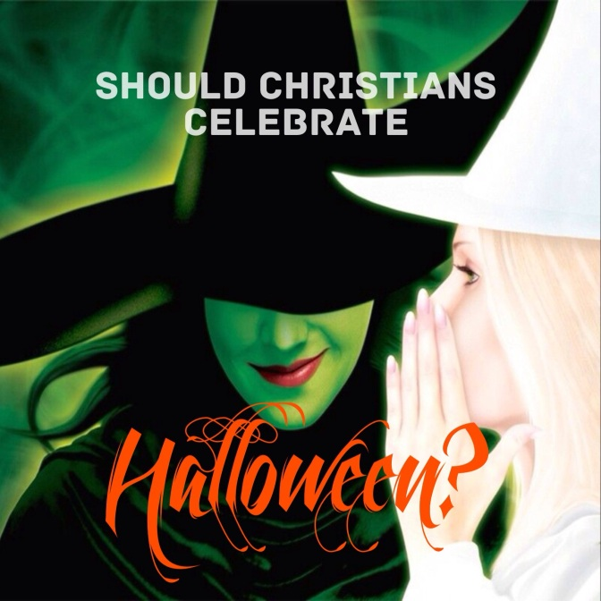 What To Do? Christians and Halloween, Should You Celebrate it or not? A Christian Moms Perspective