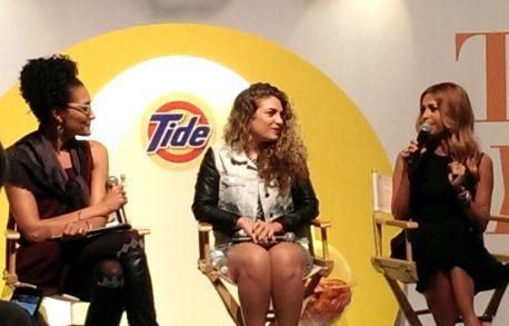 Carla Hall, Jessi Leon and Irma Martinez