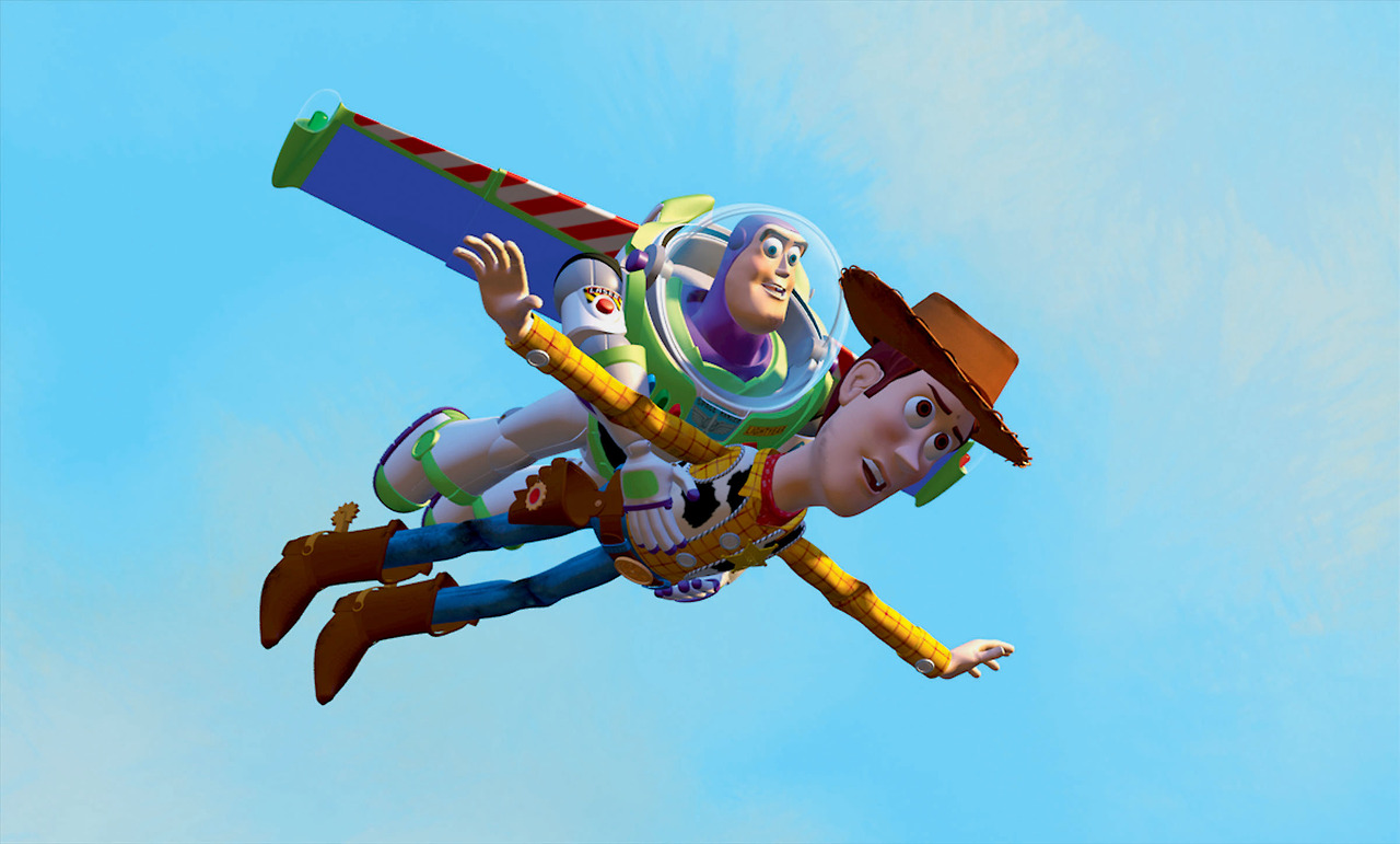A new chapter in the lives of Woody, Buzz Lightyear and