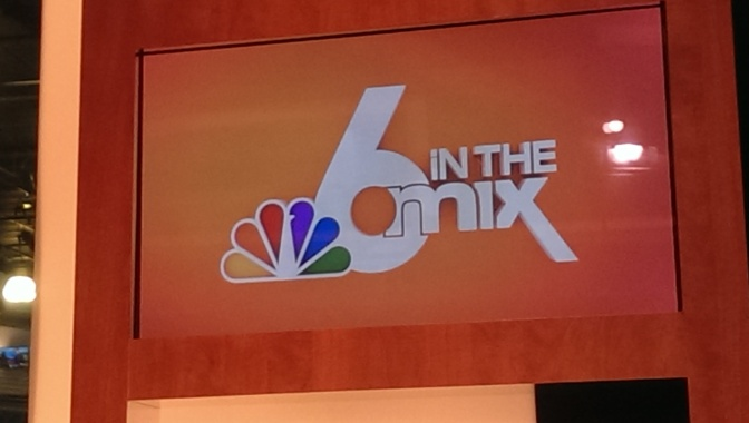MY NBC 6 In The Mix Parent-to-Parent Segment on Gratitude