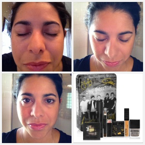 """Take Me Home"""" One Direction Makeup Kit Review #sponsored"""