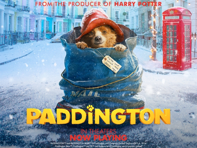 """""""PADDINGTON"""" REVIEW: A Bear-y delightful film to start off 2015"""