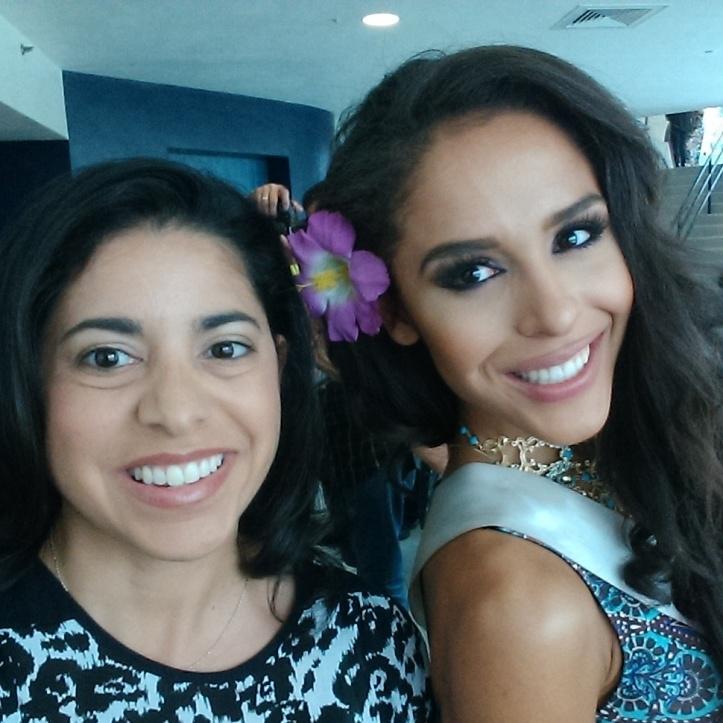 Miss Guam Britanny Bell