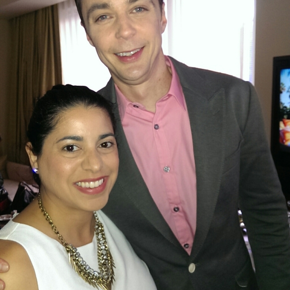 "Jim Parsons the voice of ""Oh"" in HOME"