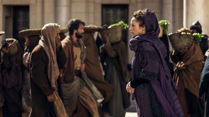 "A.D.THE BIBLE CONTINUES -- ""Brothers in Arms"" Episode 110 -- Pictured:   -- (Photo by: Joe Alblas/LightWorkers Media/NBC)"