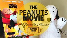 Peanuts Review & Interview by Lucy Valdez
